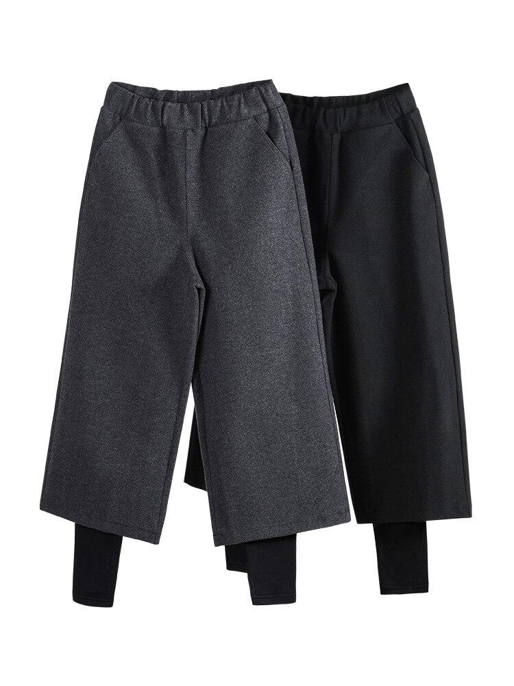 Taille Leggings Legging 4 Vêtements Mode Juste 3 1 De Le Faire D'hiver 2 Dames Hiver Grande Femmes d1IAwxEx