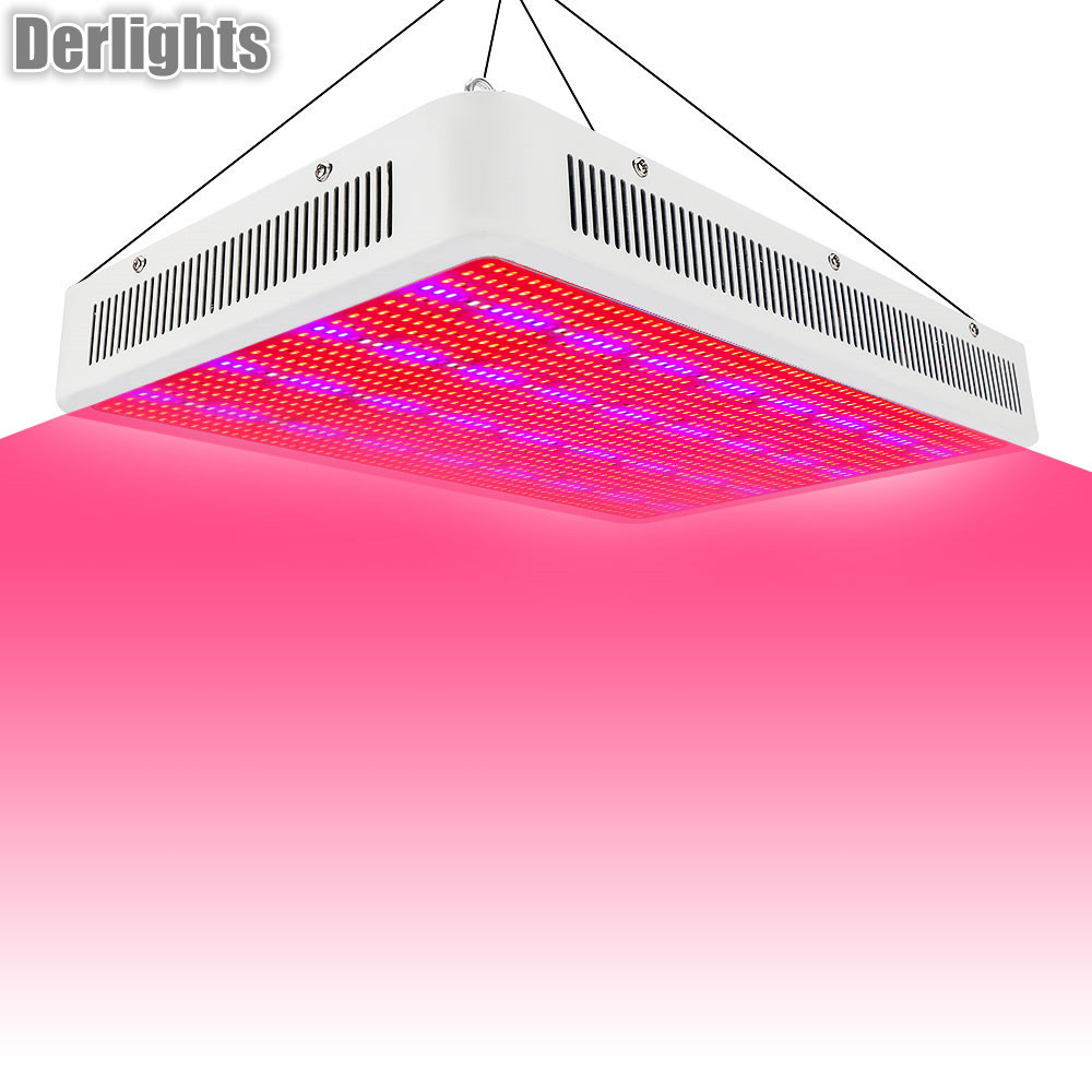 Full Spectrum 1600W LED Grow Light Red/Blue/White/UV/IR 1650 Leds Growing Lamp For Hydroponics Flowers and indoor plants 90w ufo led grow light 90 pcs leds for hydroponics lighting dropshipping 90w led grow light 90w plants lamp free shipping