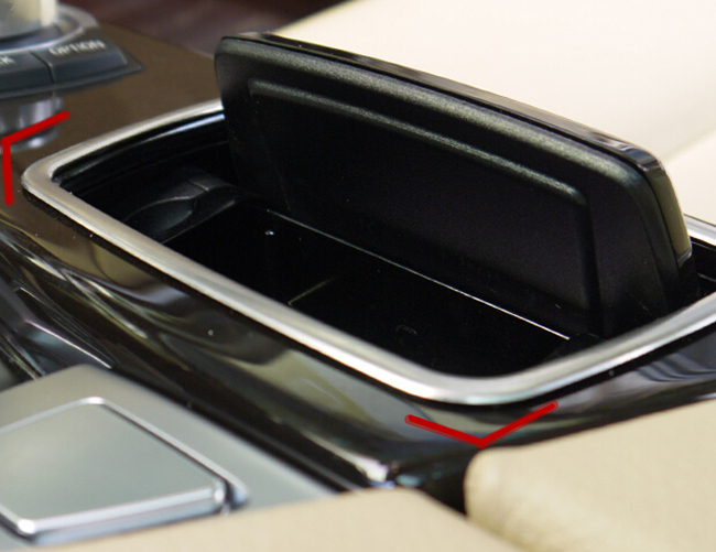 Center Console Ashtray frame decoration cover trim for BMW ...