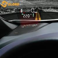 Zlord автомобильный головной дисплей умный высокой четкости цифровой дисплей multi function проекция для Toyota C HR 2017 2018
