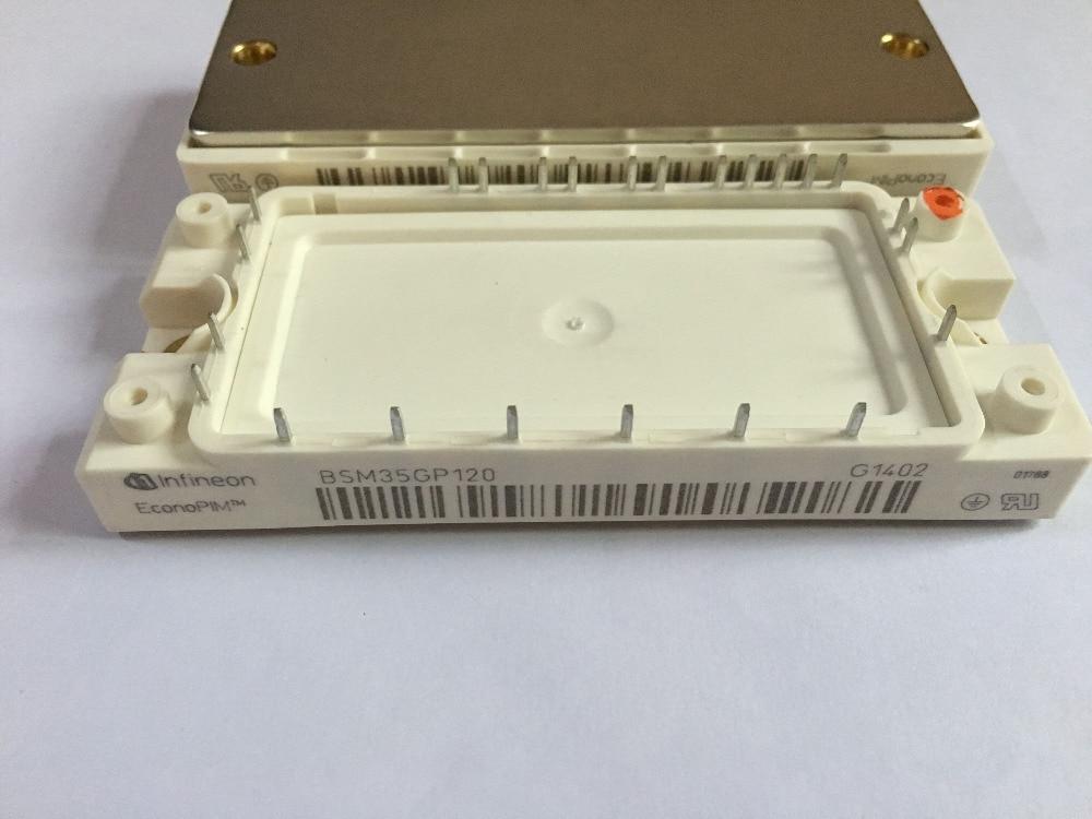 BSM35GP120 IGBT Moudle 100 New Original Genuine Distributor Free Ship JINYUSHI STOCK 1PCS LOT