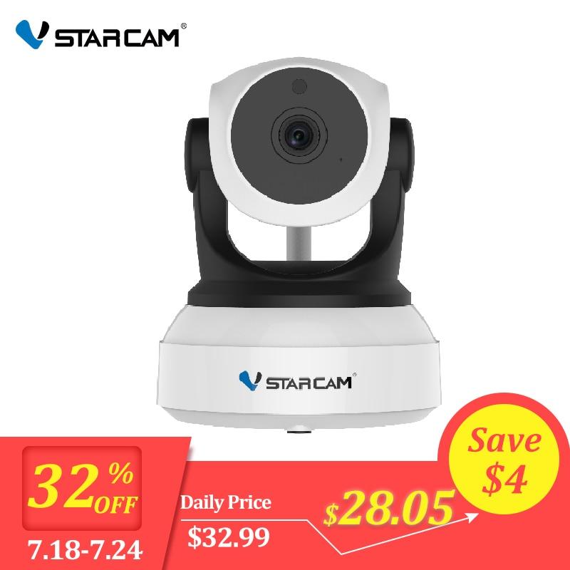 Original Vstarcam 720P IP Kamera C7824WIP Wifi Überwachung CCTV Kamera Sicherheit Kamera IR Nachtsicht PTZ Kamera Mobile Ansicht