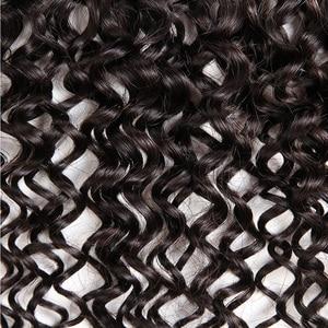 Image 4 - Remy forte 30 Polegada cabelo humano encaracolado por atacado lotes a granel trança do cabelo humano em massa único pacote de cabelo humano a granel para trança mãe