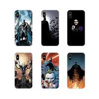 For Motorola Moto X4 E4 E5 G5 G5S G6 Z Z2 Z3 G G2 G3 C Play Plus Accessories Phone Cases Covers DC Comics Batman Joker Harley