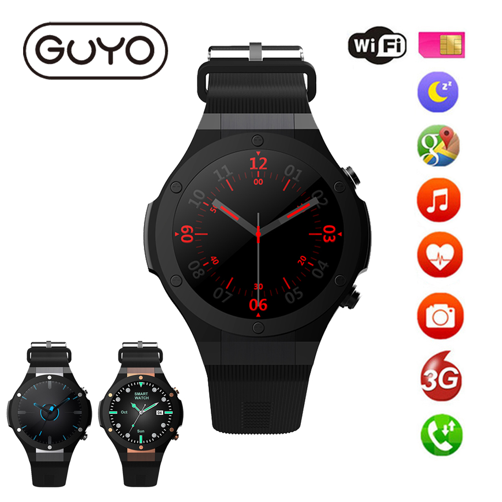 H2 Smart Watch Heart Rate Monitor Waterproof ROM16GB GPS Wifi 3G Fitness Tracker Smart Bracelet Bluetooth For Android IOS Phone leegoal bluetooth smart watch heart rate monitor reminder passometer sleep fitness tracker wrist smartwatch for ios android