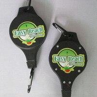 1 Pc New Black High Quality Super Length Easy Reach Hanger Garden Hook Plant Pulley Garden