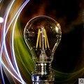 Clásico de la vendimia E27 2 4 6 W LED Edison Bombilla 220 V Led Retro Antiguo Bombilla Lámparas linternas para Café Bar Decoración Del Hogar