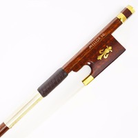 Carbon Fiber Violin Bow Pernambuco Performance Mellow and Sweet Tone Master Hand Made For Soloist S3