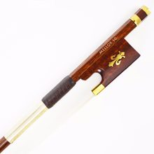 Carbon Fiber Violin Bow Pernambuco Performance Mellow and Sweet Tone Master Hand Made For Soloist S3(China)