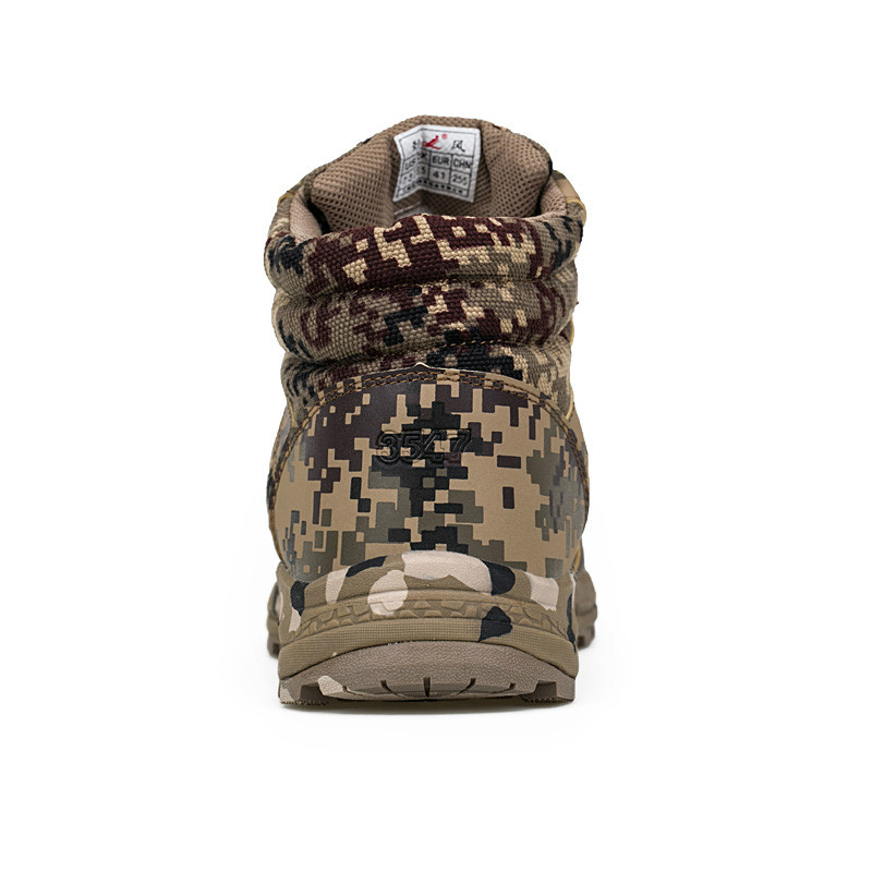 Taille 46 Thestron De Militaire Chaud Wainter Hommes Nouveau Tactiques Fourrure Chaussures Bottes Grande Hiver Camouflage 45 2018 WYHqrpYRn