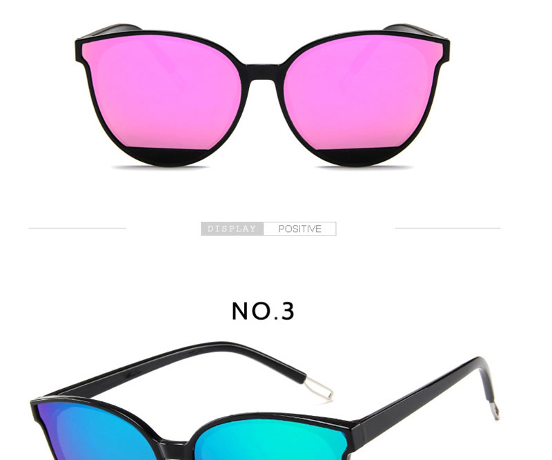 RBROVO Gafas de sol mujer vintage 12