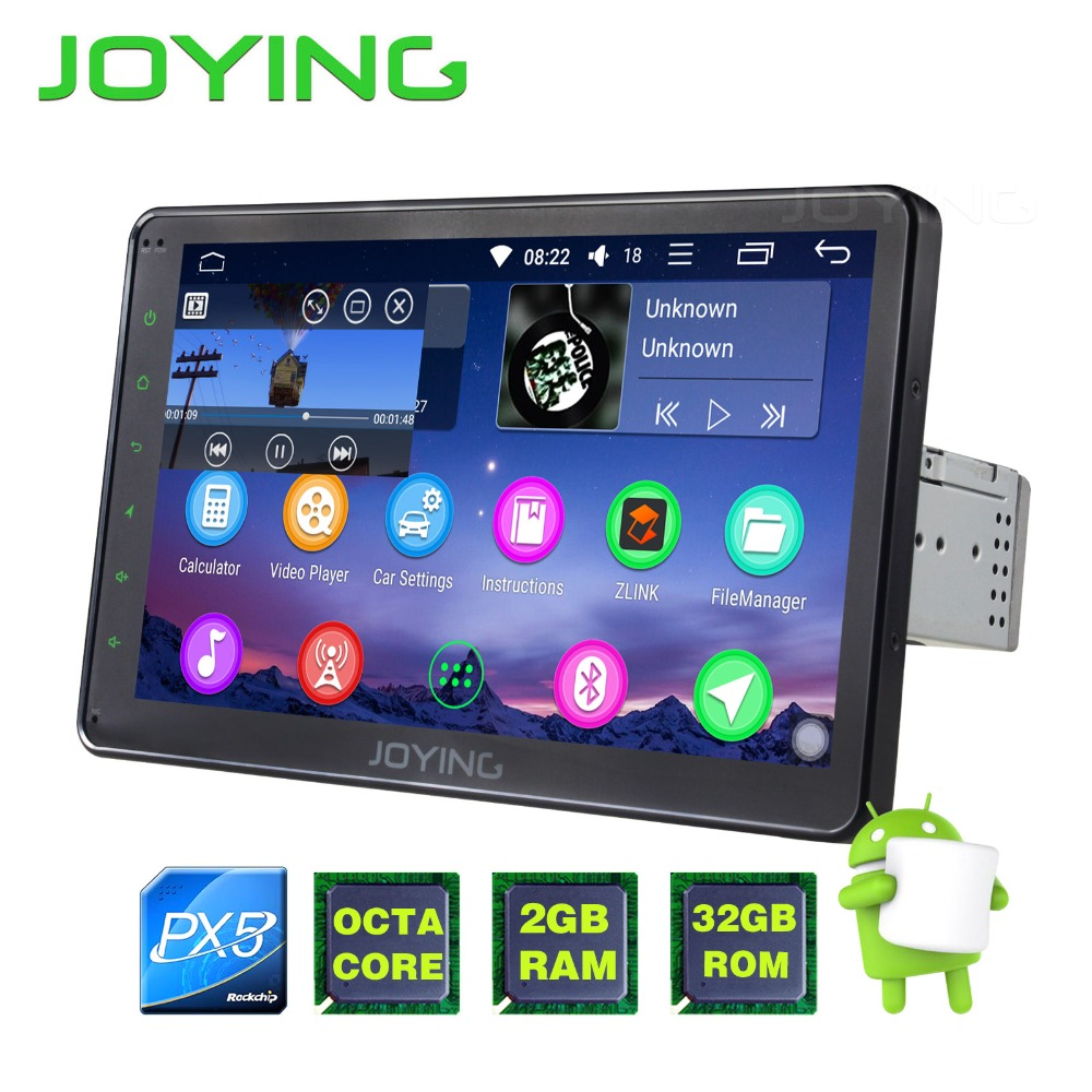 Joying 2GB RAM 10'' Android 8.0 Car Radio GPS CANBUS HD Stereo for volkswagen VW Skoda POLO AMAROK GOLF PASSAT CC JETTA TOURAN joying 2 din android 8 0 car stereo 8 inch 4gb ram auto gps with free rear view camera bt for volkswagen vw polo passat golf 456