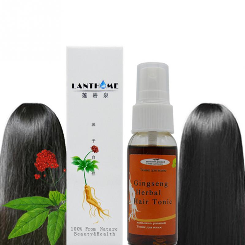 30ml Hair Essence Regrowth Hair Root Moisturizing Herbal Nou