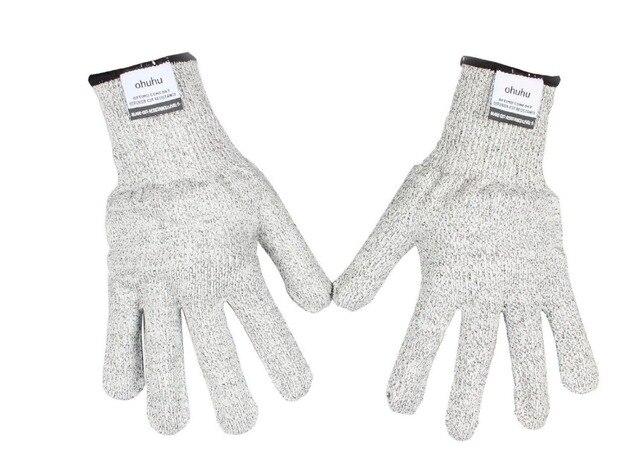 Useful Working Safe Cut Resistant Gloves Kitchen 4