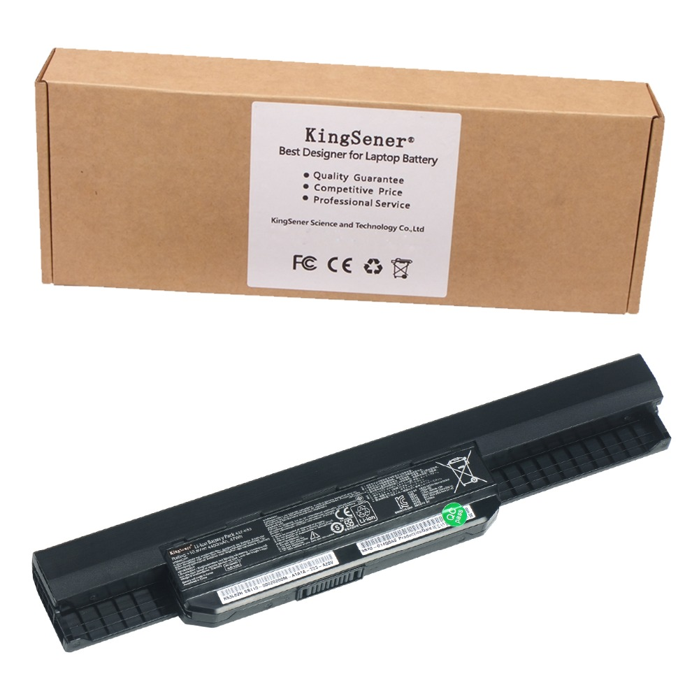 ФОТО 10.8V 5200mAh Korea Cell New A32-K53 Battery for ASUS K43 K43E K43J K43S K43SV K53 K53E K53F K53J K53S K53SV A43 A53S A53SV
