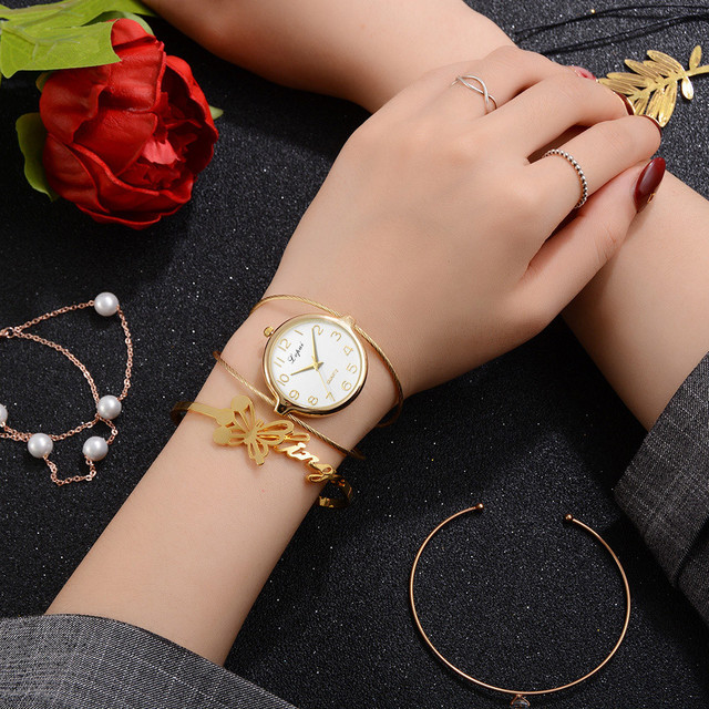 2018 Best Sell Women Watches Lvpai New Fashion Casual Quartz Bracelet Watch Analog WristWatch Luxury relogio feminino reloj Saat