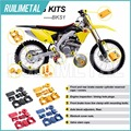 MX Motocross Offroad Bling Kits for SUZUKI RMZ 250 RMZ250 2007-2016 RMZ450 RMZ 450 05 06 07 08 09 10 11 12 13 14 15 16