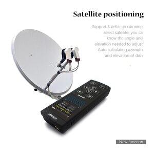 Image 4 - Vmade החדש מקורי DVB S/S2 שחור לווין Finder 3.0 אינץ LCD תצוגת תמיכה MPEG 2/4 1080 p DVB s2 Sat Finder עבור גרמניה