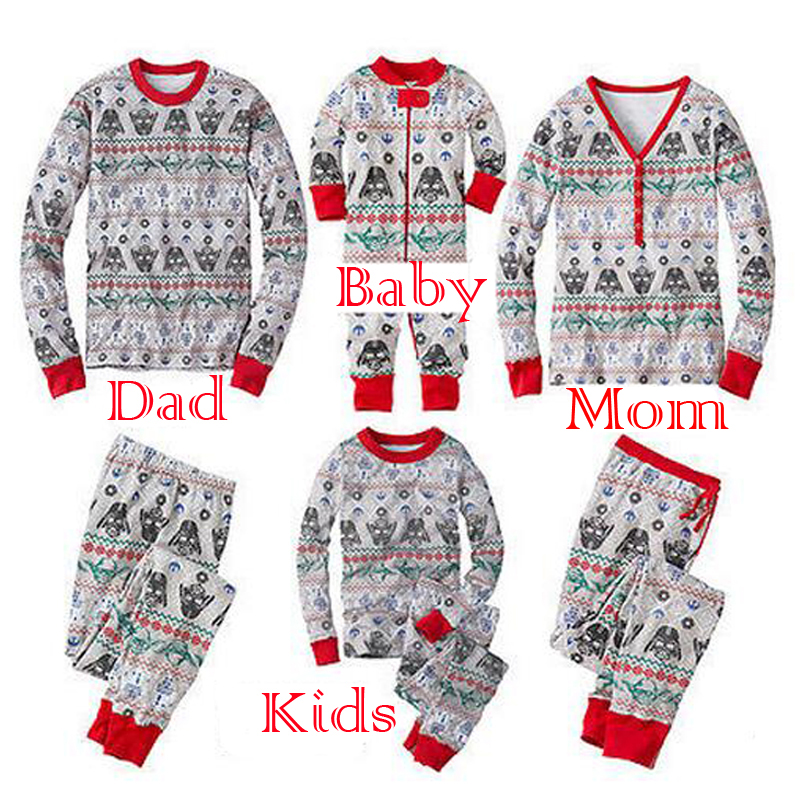 Baby And Toddler Matching Christmas Pajamas