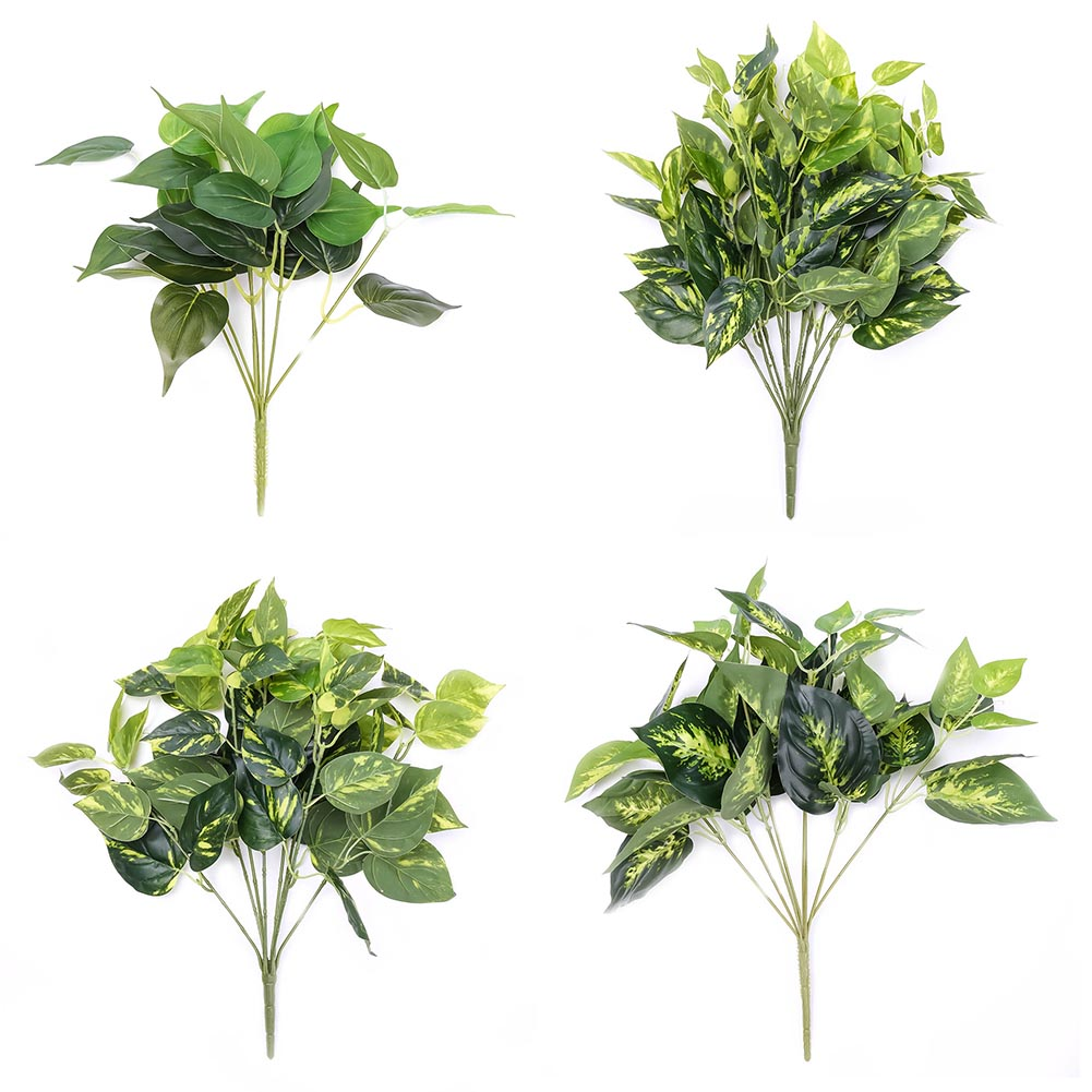 Online get cheap evergreen tree leaves aliexpress alibaba group evergreen ivy small bundle tree leaves single branch imitation plastic artificial plant home wedding arrangement decoration dhlflorist Image collections
