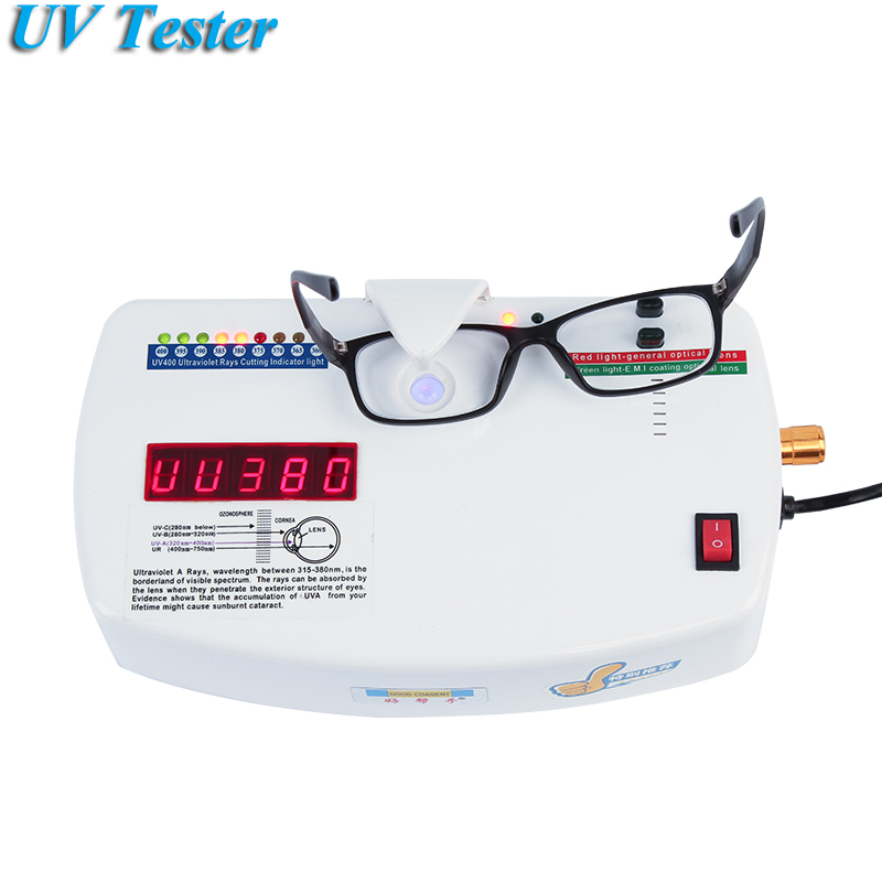 UV400 Tester Anti-radiation Multi-function Uv Tester 10W 220V Glasses Equipment CP-13BUV400 Tester Anti-radiation Multi-function Uv Tester 10W 220V Glasses Equipment CP-13B