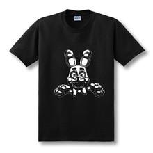 2017 Bonnie FNAF Tee Five Nights Horror at Freddy's T Shirt Super Tees Tops Men Clothes  size T-shirt  Size XS-XXL