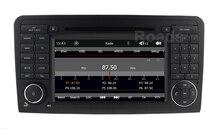 Original UI Car DVD Player for Mercedes/Benz ML/GL Class W164 X164 ML300 ML320 ML350 ML430 ML450 ML500 with canbus BT GPS Radio