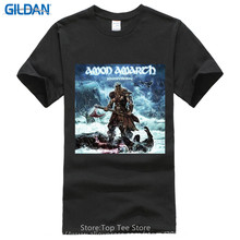 Work Shirts  Short Sleeve Men Fashion Crew Neck S Amon Amarth T