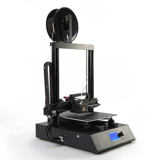 US $404 03 42% OFF New Generation Auto Leveling Ortur 3D Printer Nozzle  High Printing Speed 100MM 150MM/S High Precision 3D Printer Linear Rails-in  3D