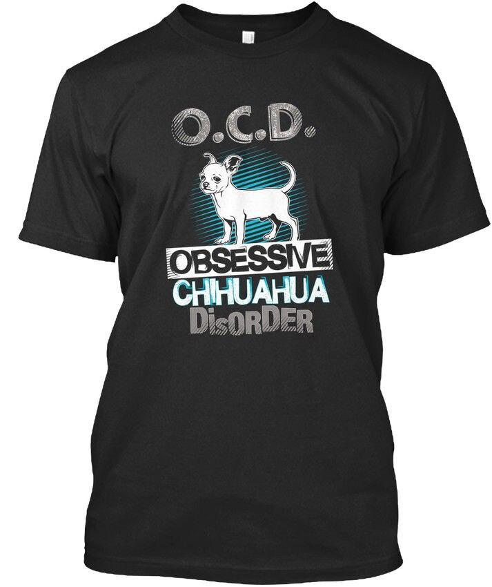 Obsessive Chihuahua Disorder - O.c.d. Premium Tee T-Shirt