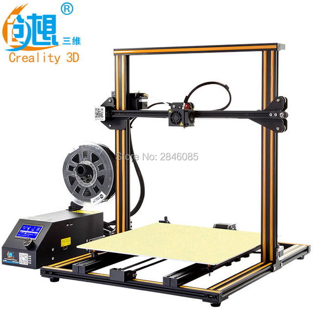 Creality 3D Offizielle Upgrade Version CR 10 4 s Dual Z stange + ...