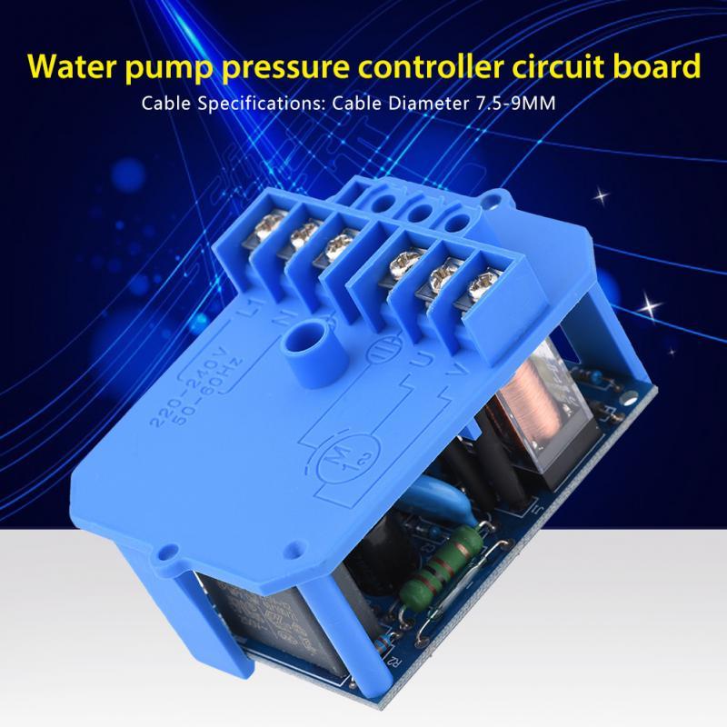 220V 50-60Hz pompa wodna kontrola ciśnienia ler obwodu elektronicznego panel obwodu dla EPC-2 kontrola ciśnienia moduł