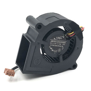 Image 2 - 1pcs FOR ADDA 5cm AB05012DX200600 5020 12v 0.15a Blower Cooling fan