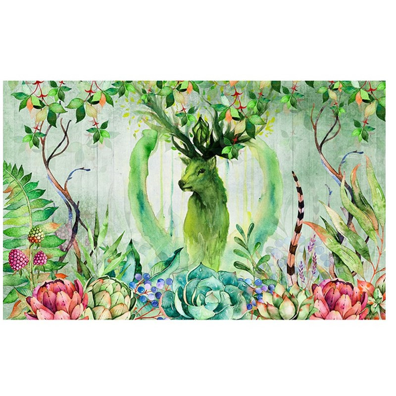 5D Diamond Painting Cat,Bird,Batterfly,Elk DIY Embroidery Cross Stitch Kit Decor