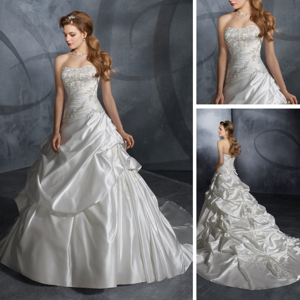Alibaba Taffeta Heart Shaped Indian New Model Wedding Dress 2103 In Dresses From Weddings Events On Aliexpress Group