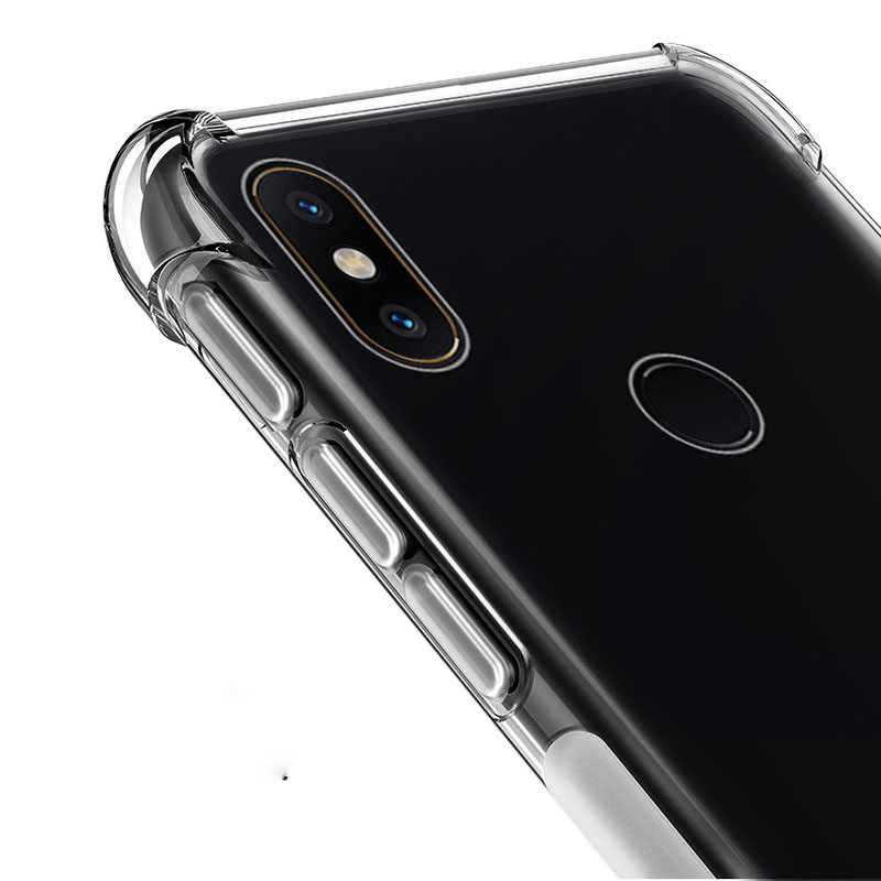 For Xiaomi Mix2S 8 se Lite 6X/A2 Pocophone F1 9 SE 6 5X/A1 Redmi NOTE 4 4X 6 6A 5A 5 5PRO 7 4A 3S/3X GO Soft TPU Phone Case Capa