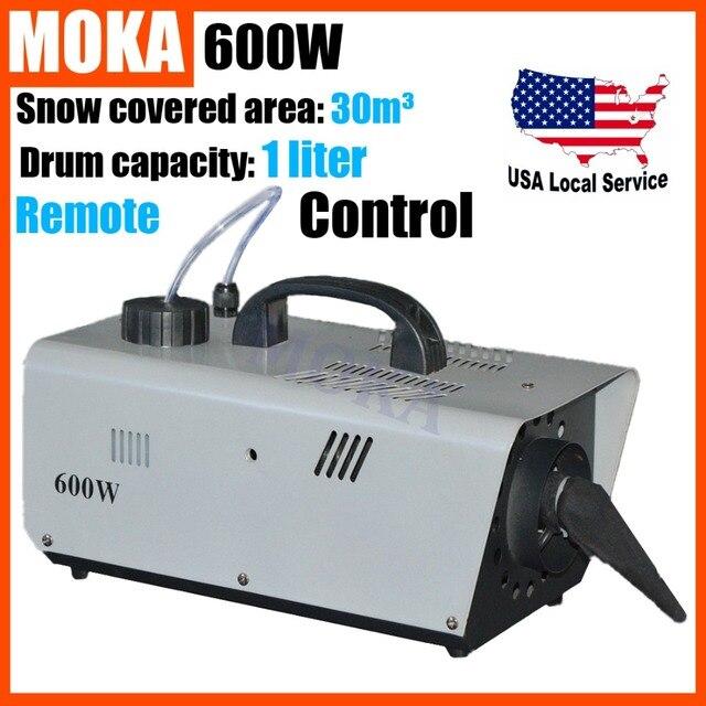 600w artificial snow machine christmas snow projector party dance snow blower snow maker machine
