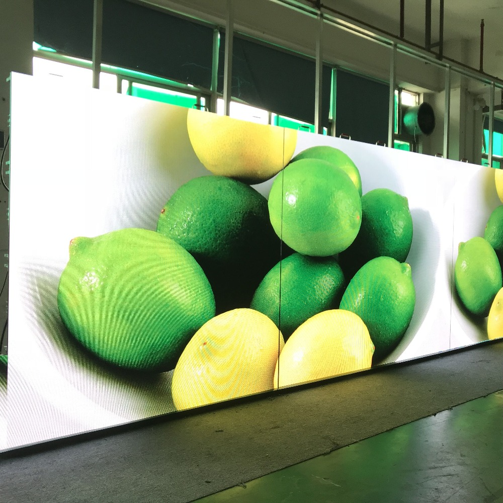 US $428 0 |Aliexpress com : Buy Indoor Led Screen 2 5mm P2 5 Led Video Wall  Display Price HD Shenzhen from Reliable LED Displays suppliers on SRYLED