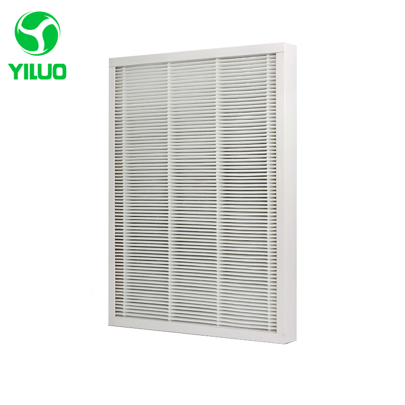 370*280*30mm high efficiency collect dust hepa filter of air purifier parts for MFAC01-CN KjEA200 etc hot sale 295 240 30mm dust collection hepa filter screen to clean air with high efficiency for ac4025 ac4026 air purifier