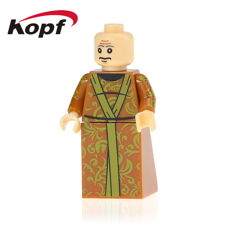 50Pcs XH 422 Varys Game of Thrones TV Ice and Fire Series Building Blocks & Models Best  ...