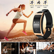TEAMYO CK11S Smart Band Blood Pressure Oxygen Heart Rate Monitor