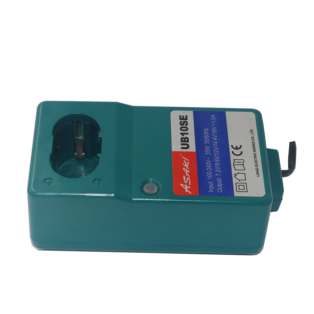 For Makita 12V Ni-MH/NI-CD Power Tools Rechargeable Battery 192681-5 Cordless with Charger universal for Drill PA12 1050D 8413D