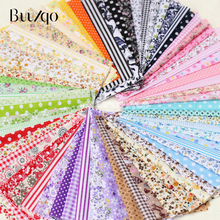 20*25cm 15pcs lot patchwork cotton fabric lot baby cotton quilting fabric DIY handmade craft sewing fabric hometextile fabric cheap PRINTED Breathable Other Fabric Knitted Brocade Fabric 100 Cotton Of cloth Rural Other other Spread cut Printing and dyeing