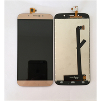 Original For UMI Rome X LCD Display With Touch Screen Digitizer Assembly Black And Gold Free