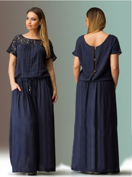 Available in a variety of colors, styles, and prints, our plus size maxi dresses will quickly become a favorite in your wardrobe rotation. From formal to casual, and everything in between, we have a maxi dress for any occasion.