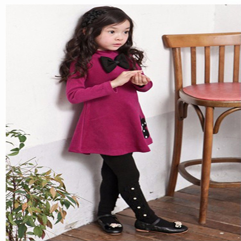 Girls Cashmere Dress