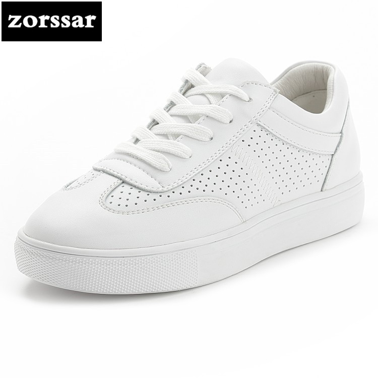 {Zorssar} 2018 Spring Autumn Fashion Flats Women Sneakers Breathable Casual Flat Shoes Outdoor walking shoes Women sport shoes spring autumn casual men s shoes fashion breathable white shoes men flat youth trendy sneakers