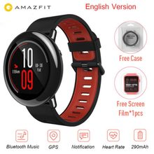 Wami Watch Millet Sports Watch Bluetooth Music Running Smart Bracelet GPS Track Real-time Monitoring(China)