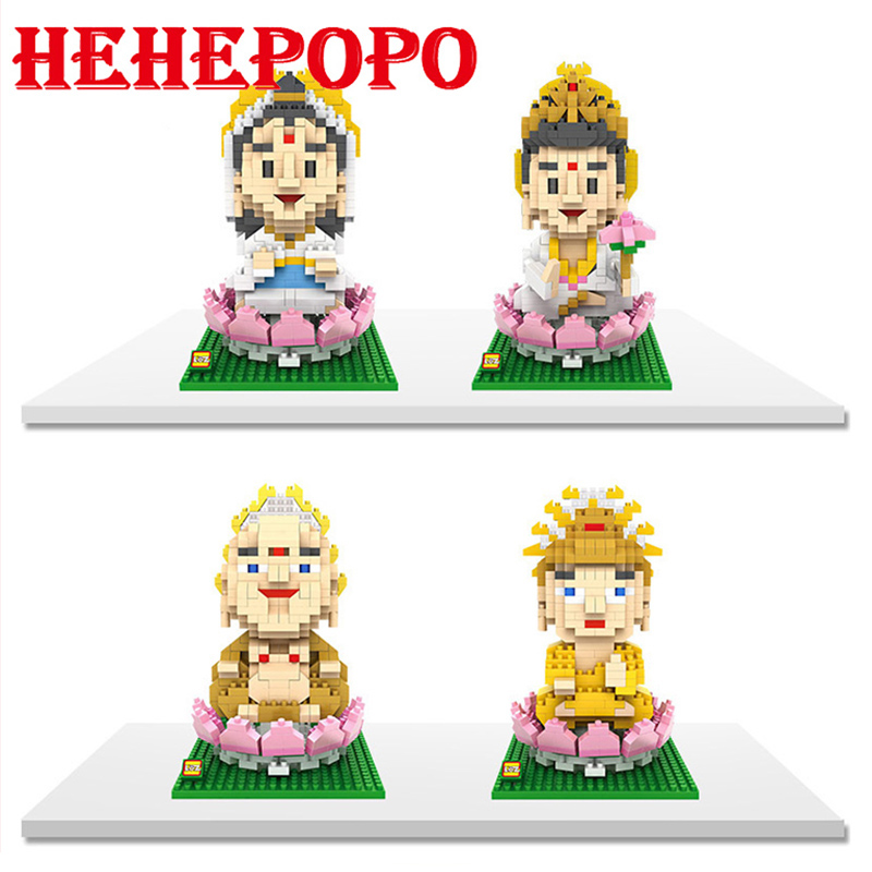 For Both Adults and Kids Traditional Religious Series Buddha Of Mini Building Educational Nanoblock religious tolerance tensions between orthodox christians and muslims