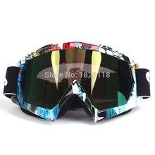 New Brand Motocross Goggles Glasses Oculos Antiparras Gafas Moto cross Motorcycle Goggle Off Road Dirt Bike GLASSES